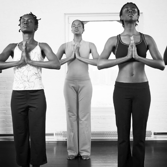Black Girl Magic Yoga - Black Girl Magic is a practice involving steady awareness and deep relaxation. A detoxifying and tremendous practice provides space for Black women to fellowship with one another and creates a community of support and growth. This practice is for all levels and is especially good for beginners.  You will feel rested and rejuvenated after this practice in a different way than any other yoga class.