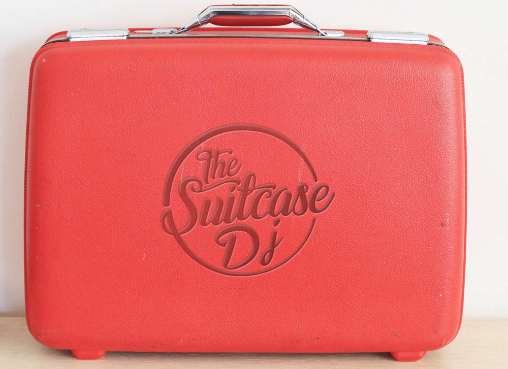 The Suitcase DJ - Our seasoned DJ has tons of the very best tunes.
