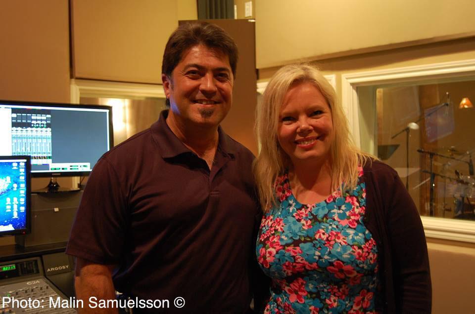 Cina & Bobby Flores - BAM Recording Studio, Texas