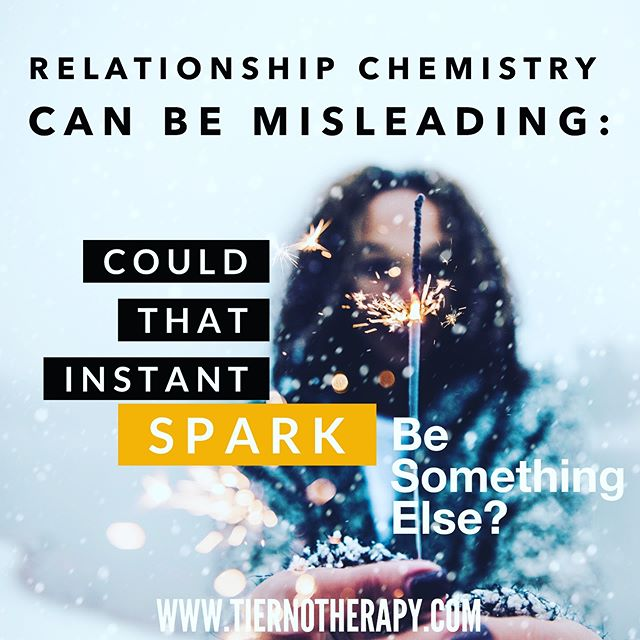 """One of the sentences I find myself saying over and over again in my client sessions is one that was said to me by an analytic supervisor years ago: """"If your eyes meet across the room, and there are sparks, RUN AWAY!"""" She was only half kidding and so am I. What is that immediate chemistry you can feel with someone and should it be trusted as a sign to dive right in? Click below to read my latest blog. ・・・ #relationshipgoals #datingadvice #dating #loveatfirstsight #sparks  #datingcoach #datingsucks #datingproblems #datingonline #datingafterdivorce #divorce #relationshipadvice #datinggoals #datinginyour30s #datingover40 #strongwomen #womeninstem #womeninbiz #powerwomen #sevensisters #womenintech #ivyleague  #therapy #psychotherapy #psychoanalysis #louisvilleco #louisvillecolorado #boulder #bouldercolorado #bouldercounty"""