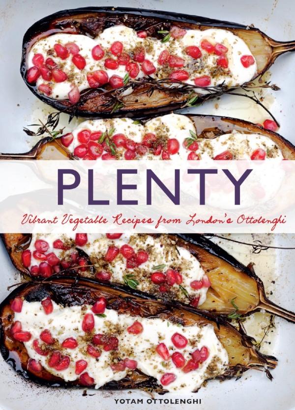 """""""Plenty"""" by Yotam Ottolenghi"""