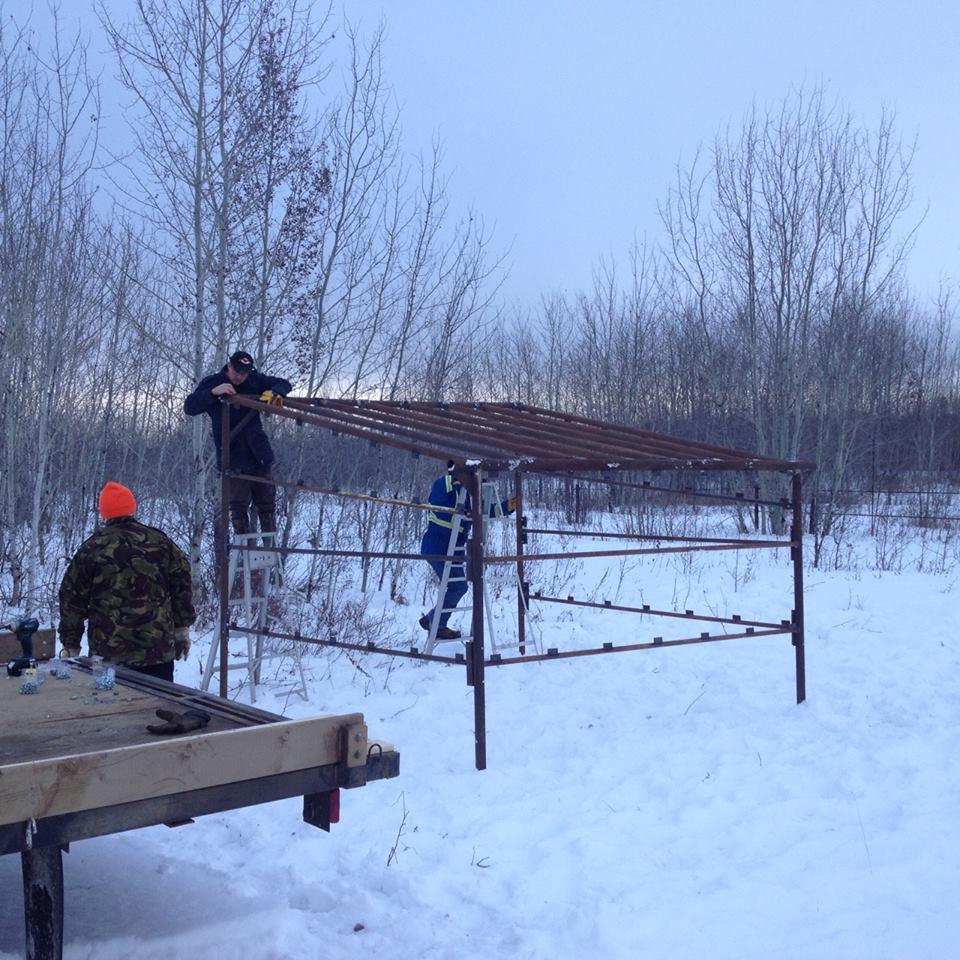 Building warm up shack 2.jpg