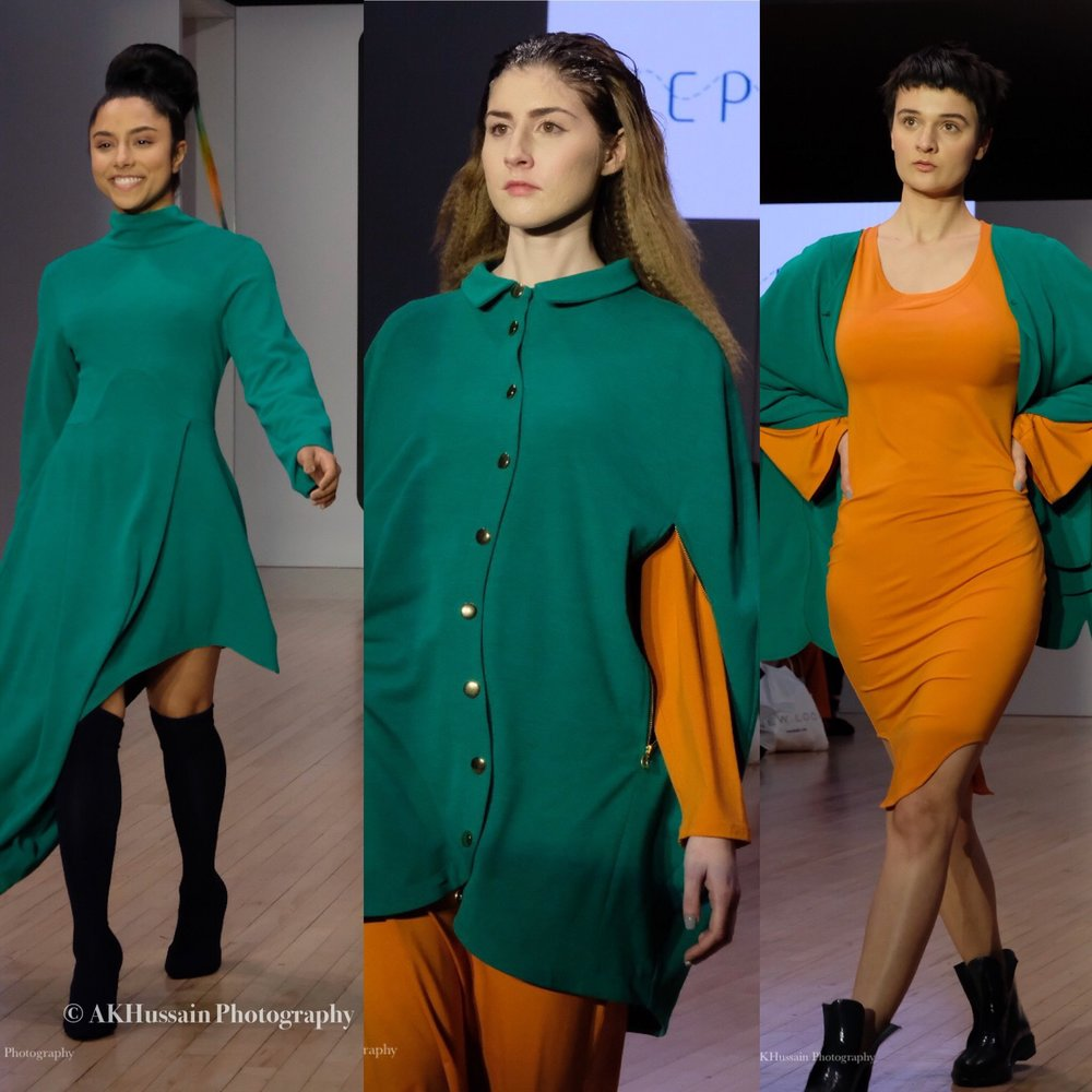 KEPANZA - Casual cosy and comfortable outfits with decorative hemlines absolutely loved the colours
