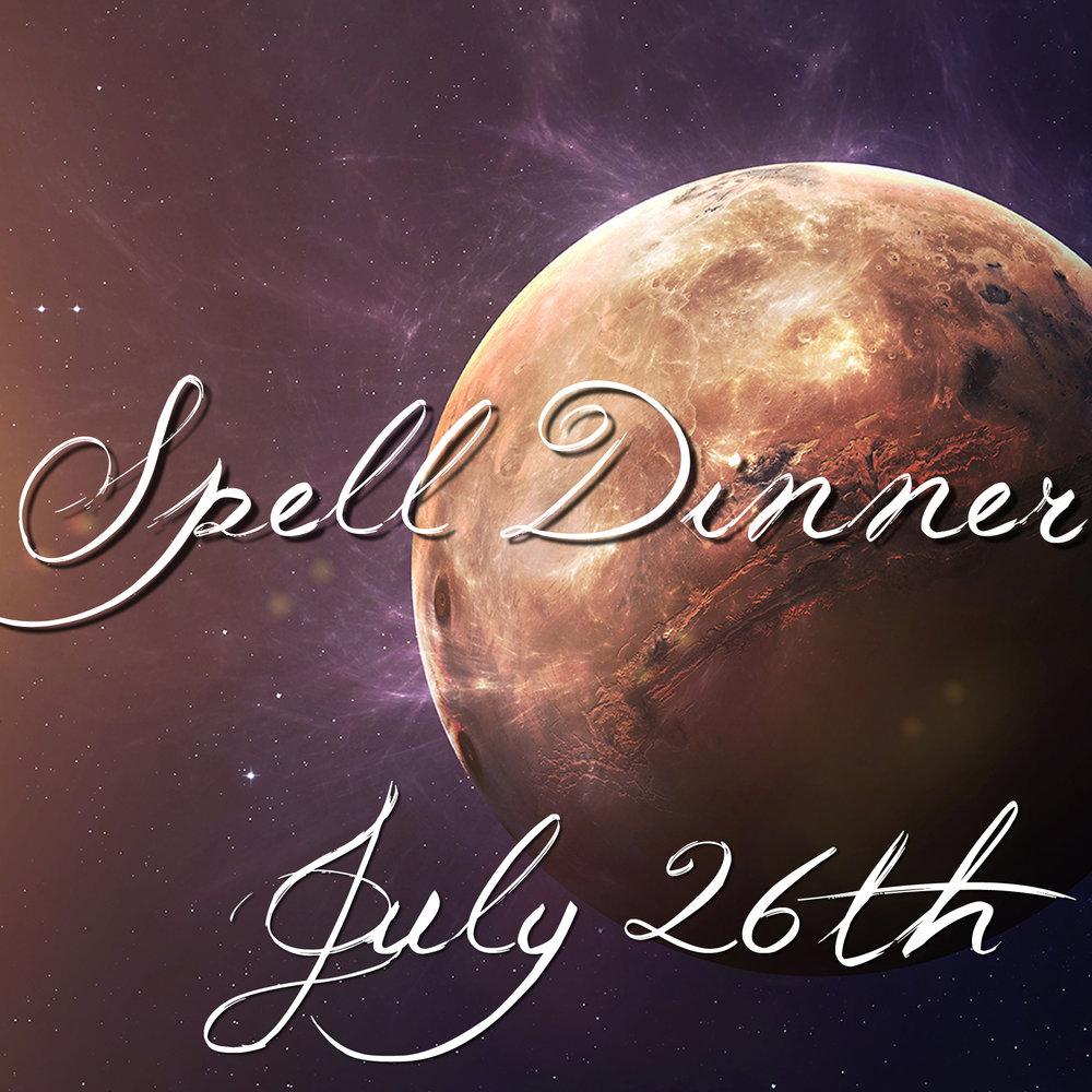 mercury spell dinner.jpg