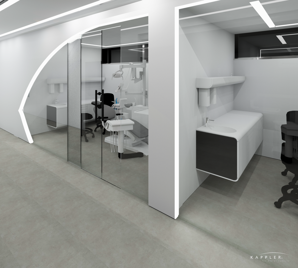 luxury design dental office operating rooms