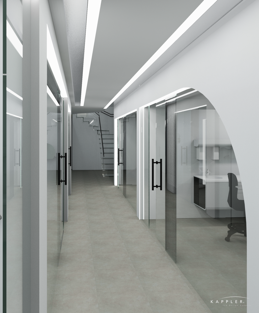 luxury design dental office space