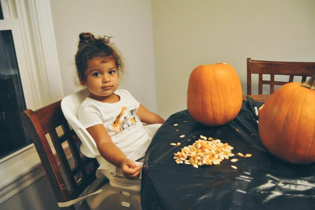 pumpkin carving-7