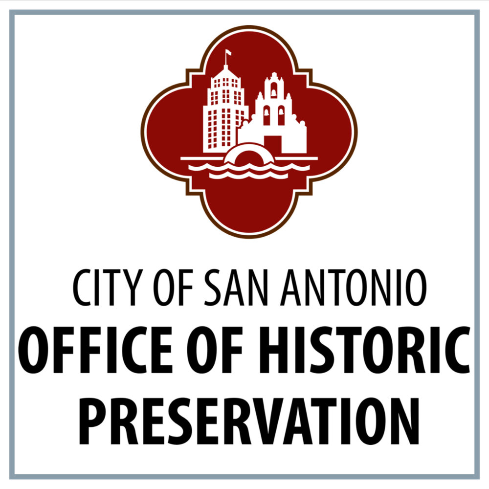 City of San Antonio Office of Historic Preservation