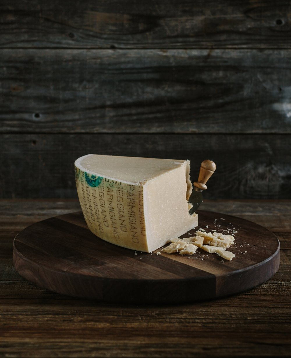 Cheesemongers know it's not true - People may have a sense that this is an interchangeable cheese, one wheel no better than another.But while Parmigiano Reggiano production is controlled by a strict PDO, there's nothing in the rules that says a maker can't try to do better.