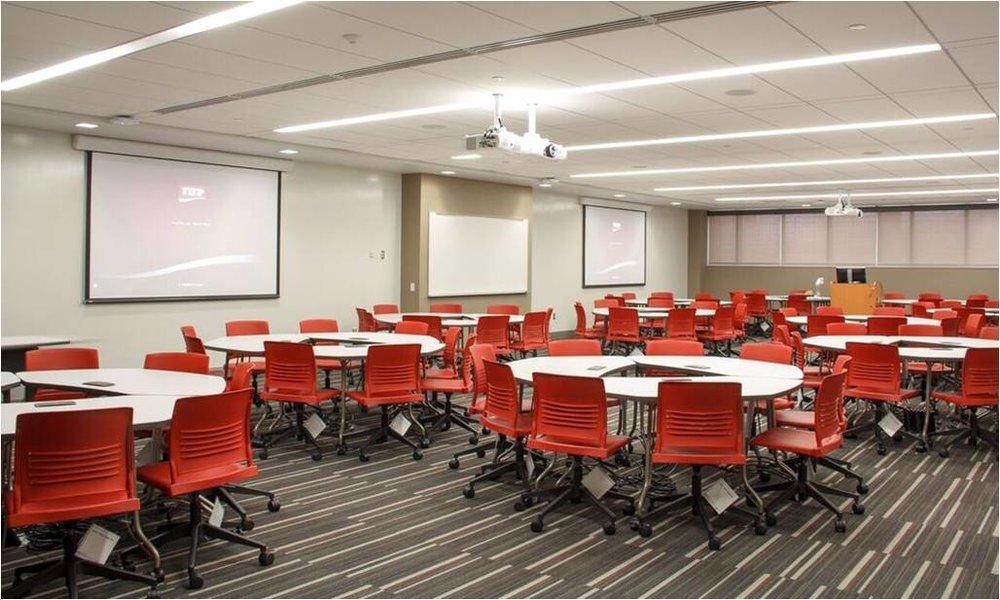 Flat Classrooms -