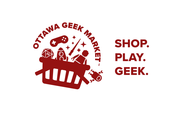 Ottawa Geek Market: Shop. Play. Geek.