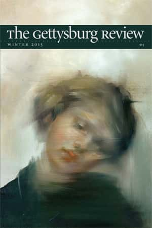 Adiós and Adiós - Winter 2015 / The Gettysburg Review