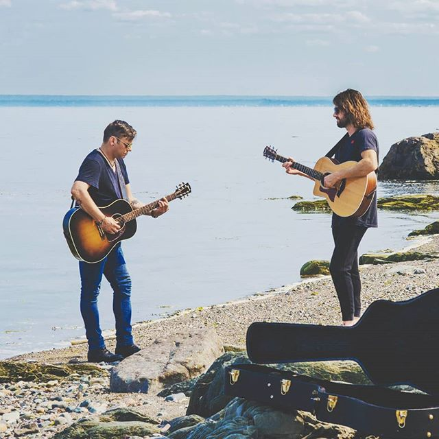 Thank you to everyone involved in making our Canadian travels better every time.  We believe in community. Music is but a small part of the big picture. Bringing people together is religion  #eastcoastofcanada #connectingthroughmusic #backhome #nextgig #cityfolkfest2018