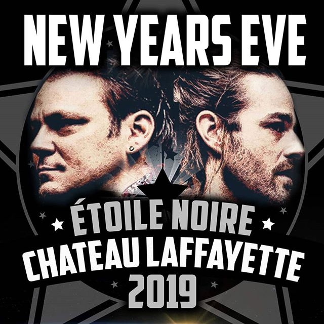 Ringing in the New Year tonight at the legendary Chateau Laffayette . See you there folks !! 9-1 #newyearseve #localartists #canadianartists #narcityottawa #ottawagatineau #ottamarket