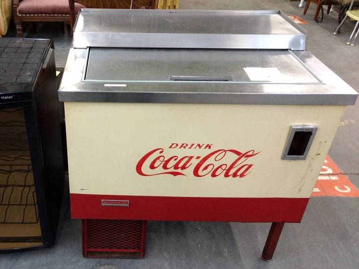 Coca-Cola Cooler   SOLD January 2019 for $700