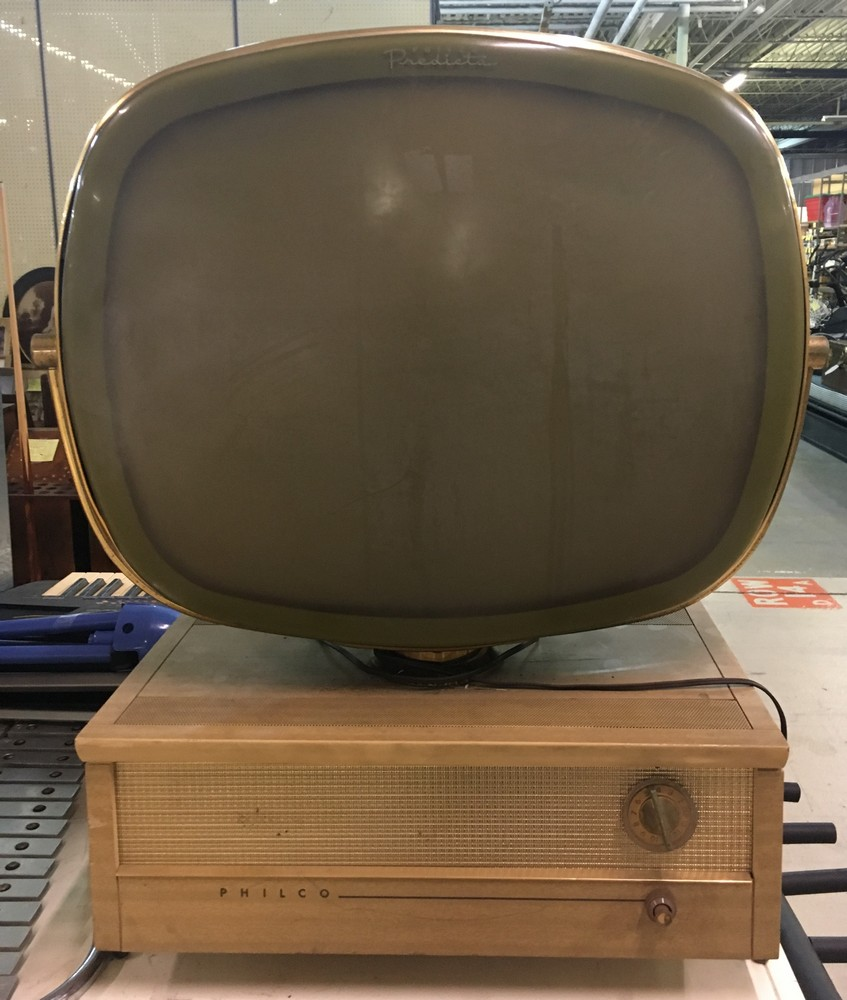 Philco TV   SOLD January 2019 for $200