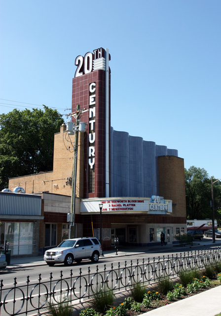 20th century theater - 3021 Madison Rd, Cincinnati, OH 45209Fred W. Stritzel, completed 1941