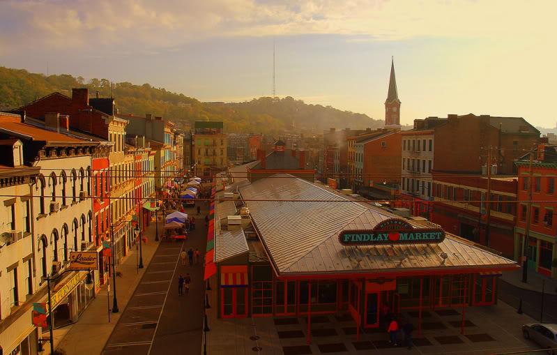 findlay market - 1801 Race St, Cincinnati, OH 45202Williams, Adams & Co., opened 1852, renovated by glaserworks in 2007