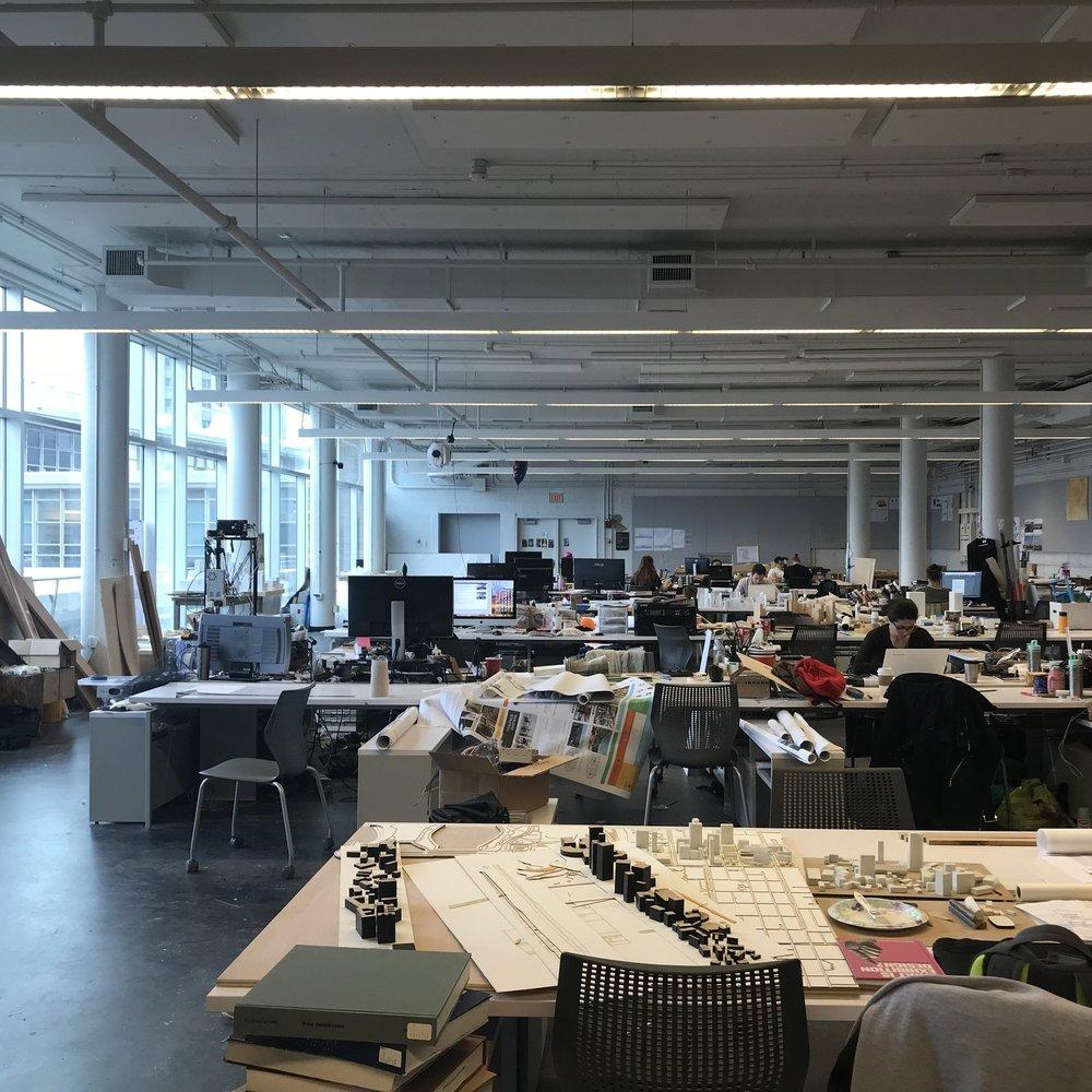 7210   Thesis Studio