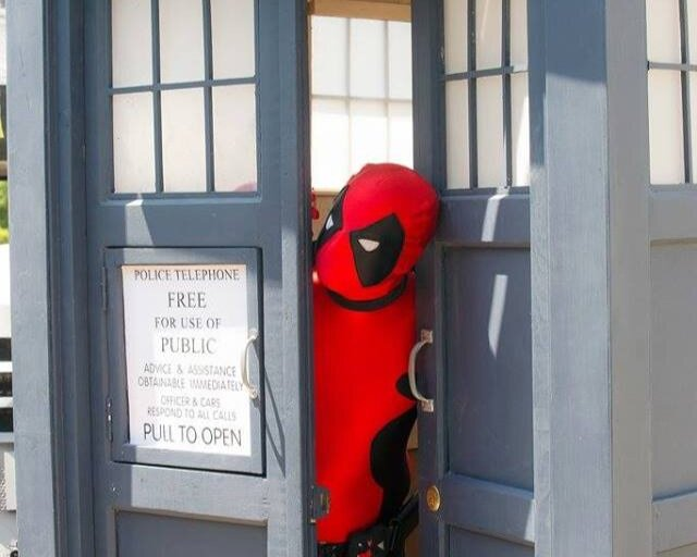 deadpool in the tardis.jpg