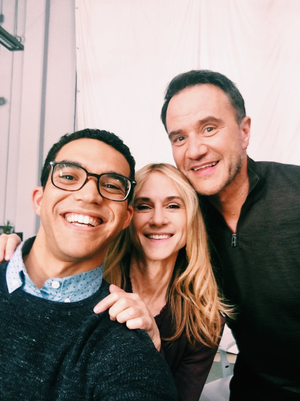 Pictured: Holly Hunter, Tim DeKay