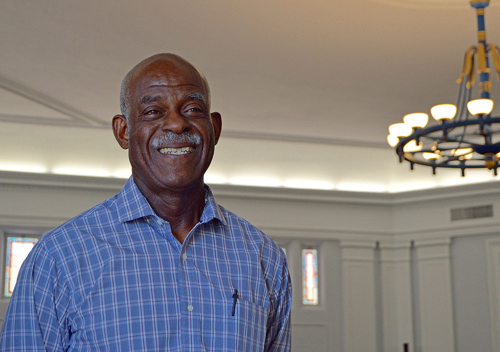 Isiah Oakes - Pastor/Elder;Visitation &Counseling