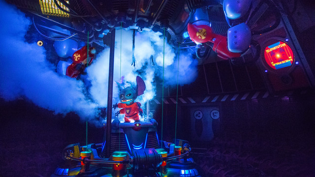 Stitch's Great Escape - the WORST Disney World ride EVER!