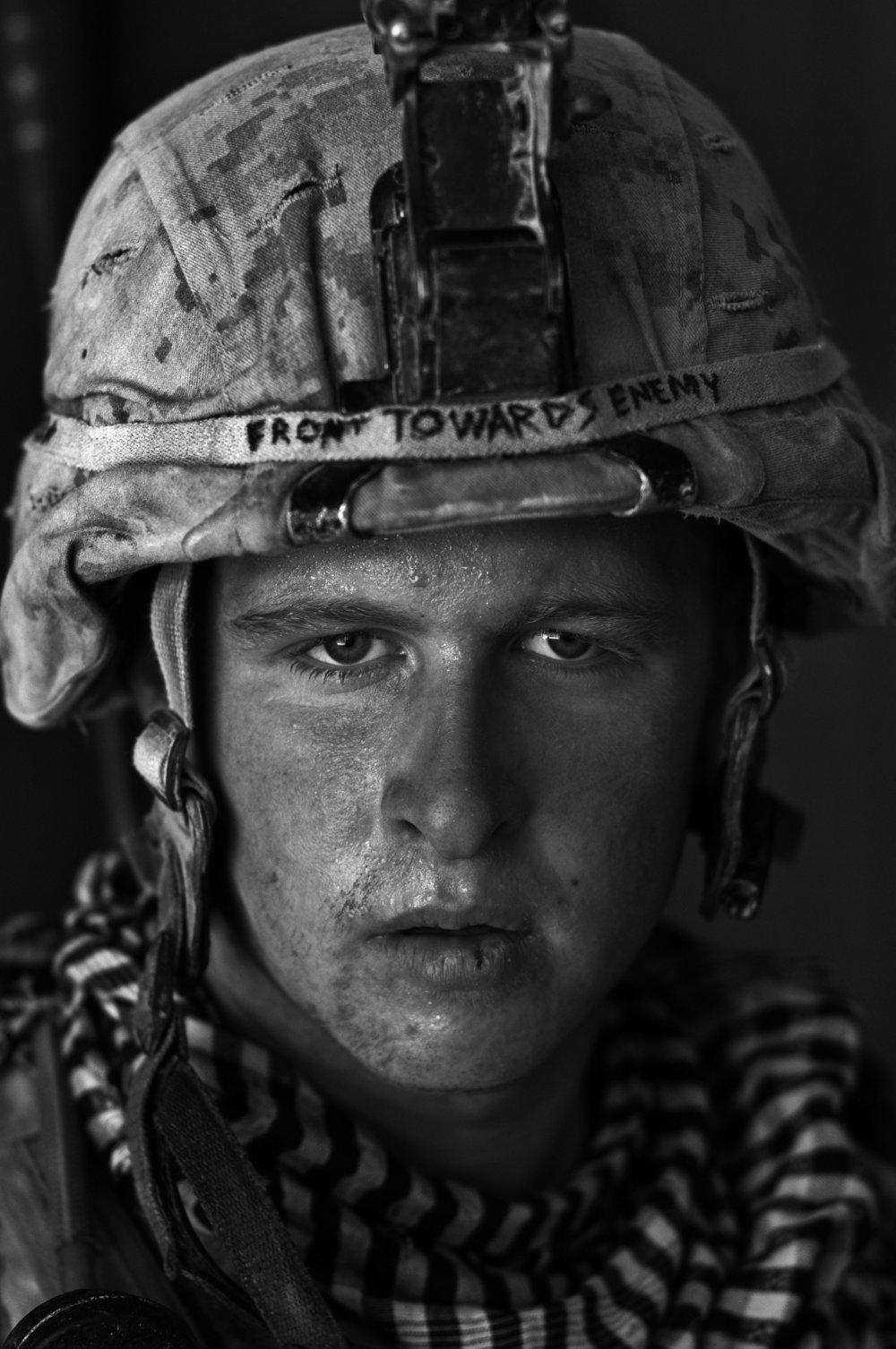 1-U.S. Marine Lcpl. Damon Connell