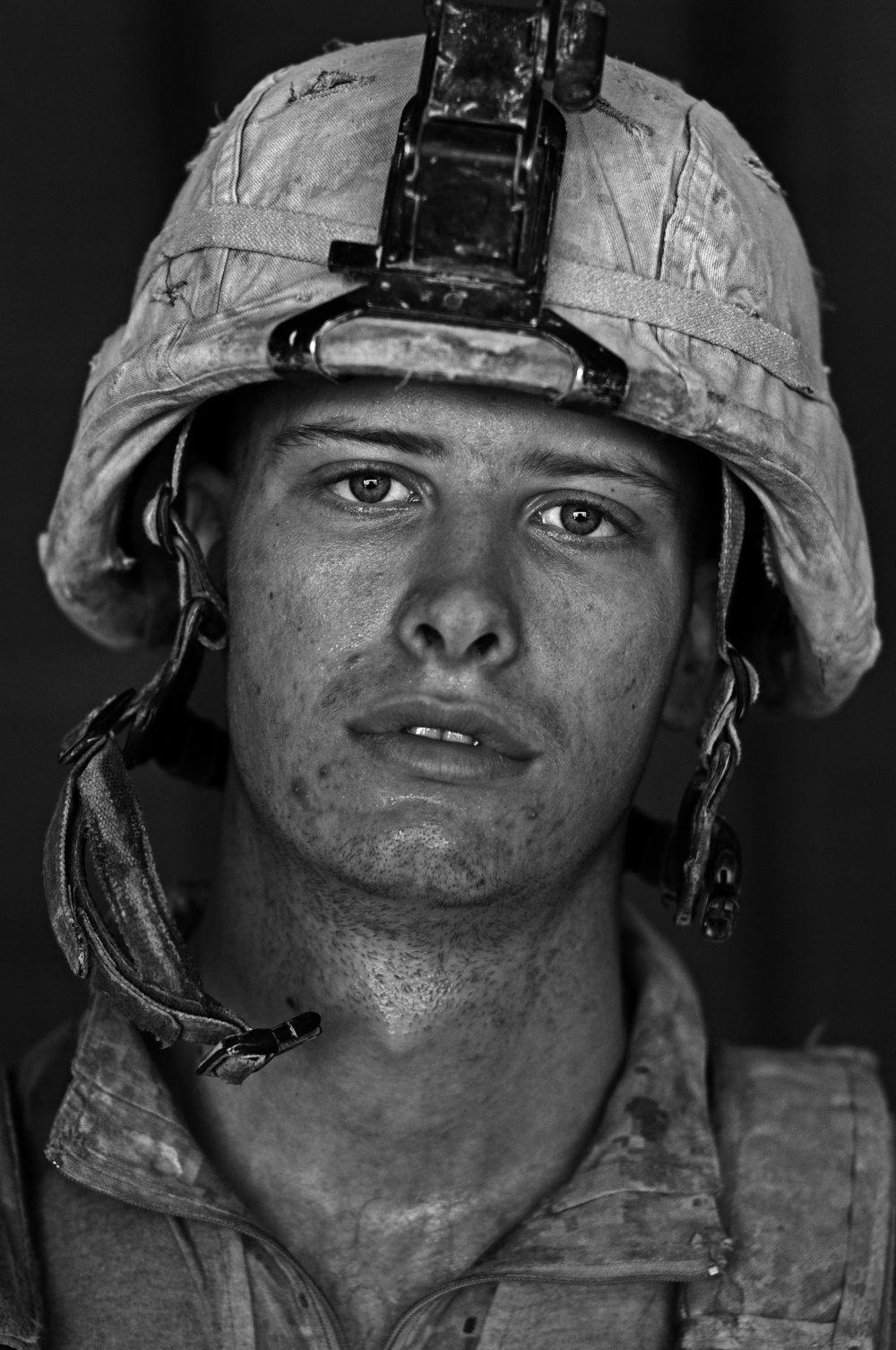5-U.S. Marine Lcpl. Preston Calkins
