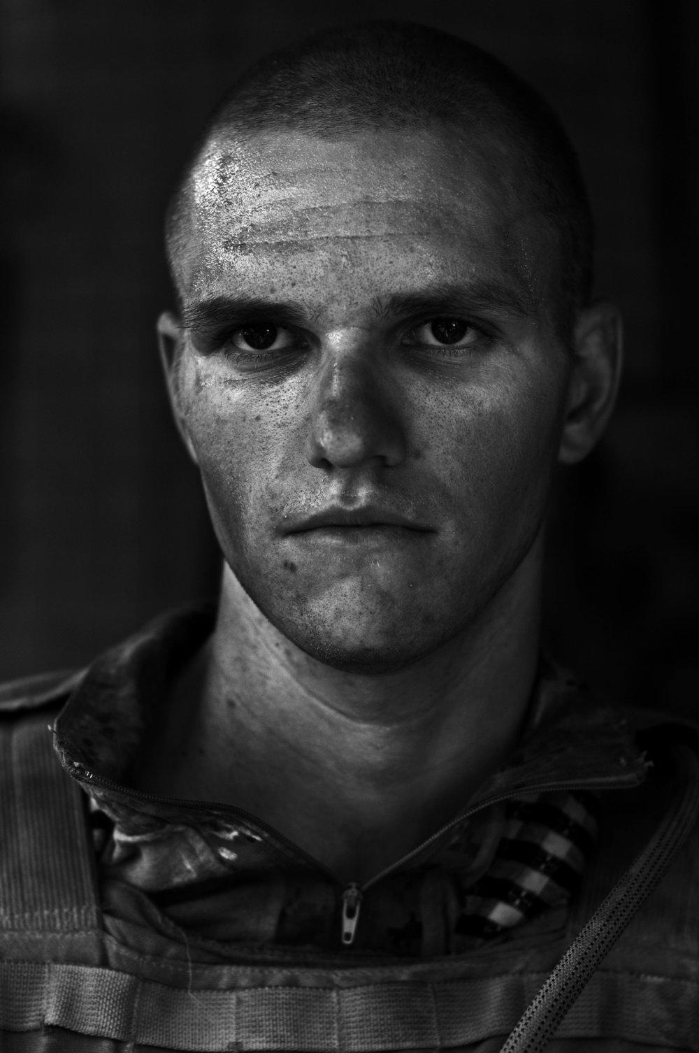 7-U.S. Marine Lcpl. Theodore Dykstra