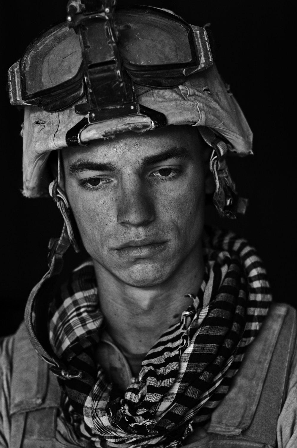 10-U.S. Marine Lcpl. Joshua Wycka