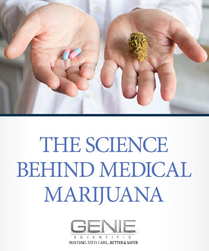 The Science Behind Medical Marijuana eBook by Genie Scientific