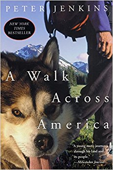 4. A Walk Across America - Jenkins - This book depicts one man's journey on foot from New York to Louisiana. Although this is a shorter distance to travel than some of the other novels included in this list, Jenkins has enough self-growth and self-discovery to fill three full-length novels. Between true love, a religious awakening, losing a friend, and finding himself, this book has it all. No matter what you find on your own travels, it is likely to also be found within the pages of A Walk Across America.