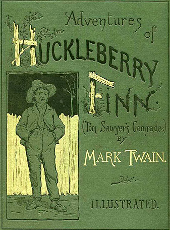 6. Adventures of Huckleberry Finn - Twain - Adventures of Huckleberry Finn is the classic 'road trip' novel from the 1800's, with boats instead of cars. This novel is exciting and fictional in many ways. It follows Huckleberry Finn's innocent pursuits of freedom, involving elaborate plots that could only be invented by a child's mind. However, it also strikes a deeper chord, one that can resonate with anybody desiring a change in scenery. Twain's novel describes the personalities which greet the characters on their adventures and notes the serious problems contained within certain parts of the world.