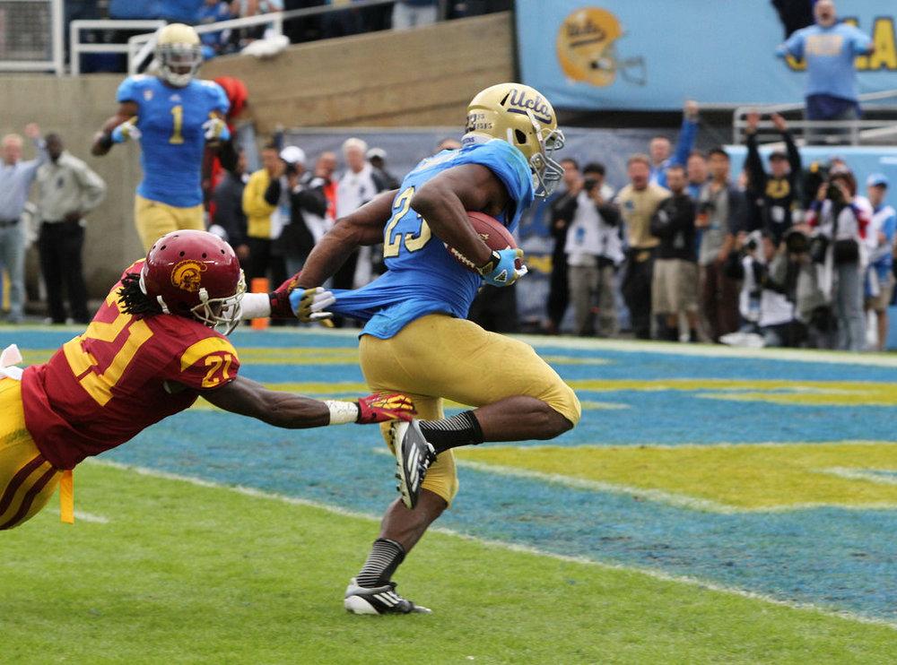 5. USC vs. UCLA Football game