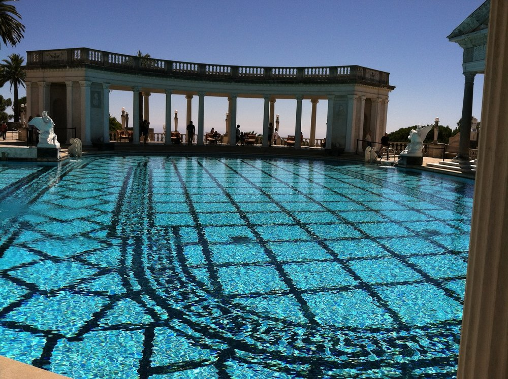 2. Hearst Castle - Hearst Castle is an ideal stop for anyone, whether you are a family, a couple of friends, or a solo traveller. The shocking expanse of the property and incredible architecture mixed with the fascinating history of William Randolph Hearst makes this stop a must-see along your trip.