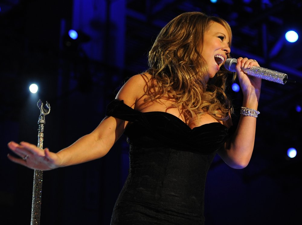 1. Mariah Carey - Best Song: All I Want for Christmas is YouWhy: Must I say more?