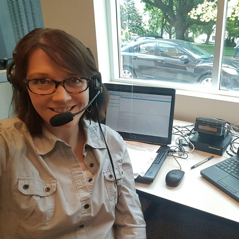 HAM Radio Operator - Yup, I'm a total nerd-face at heart.