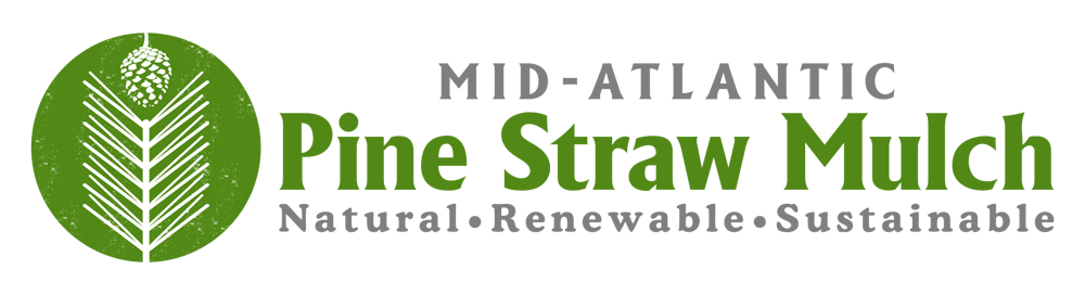 Mid-Atlantic Pine Straw Mulch