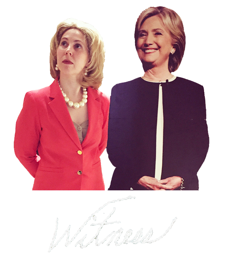 Hillary Clinton's Song Cycle: Witness