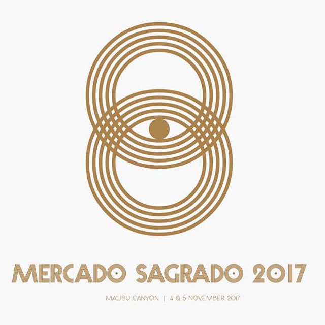 M A K I N G / plans for the weekend? . Go visit @mercado_sagrado Annual Fair happening in Topanga this weekend. 💛✨🌙⚡️ . Check site for artist lineup + info about workshops, talks and experiential activities!