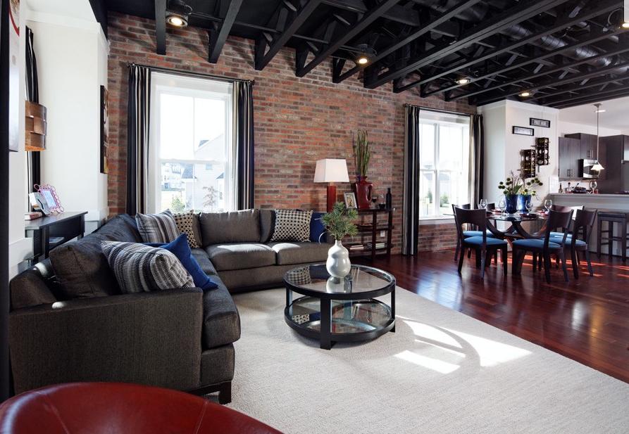 Living Room Stage Design