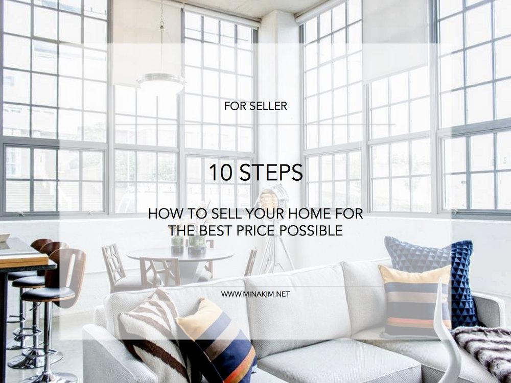 10 Steps for Seller