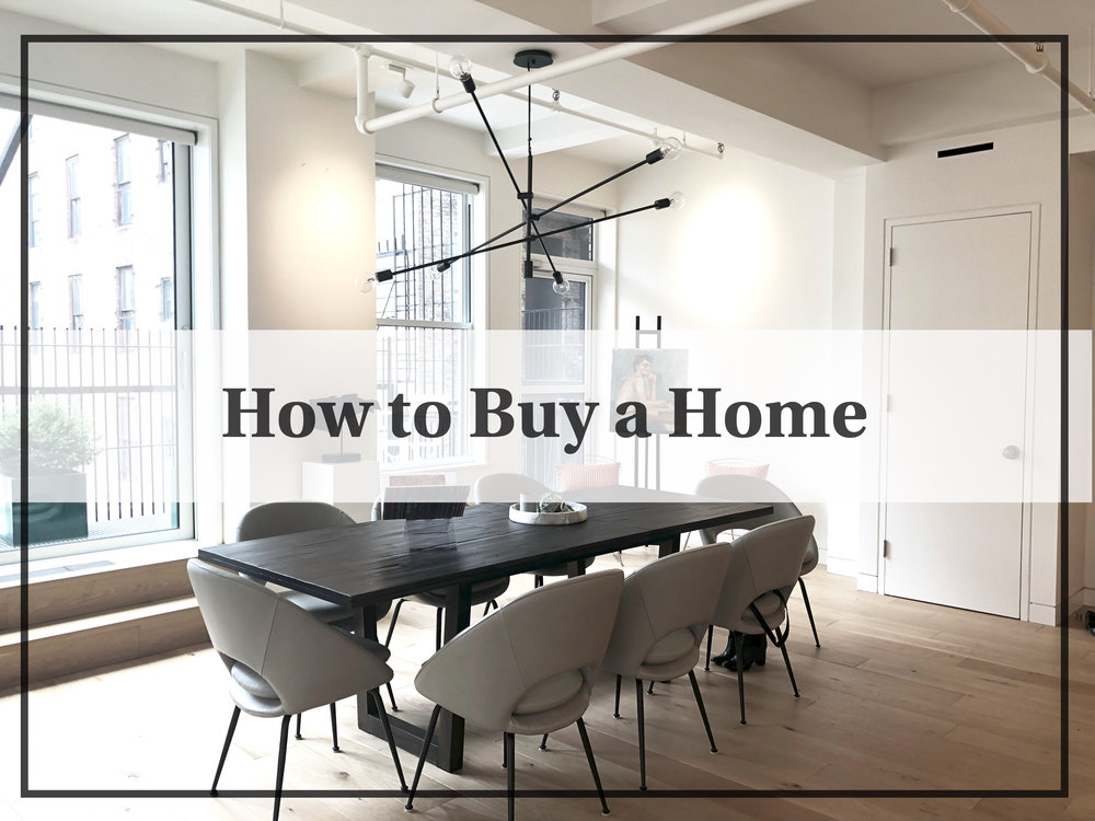 How to Buy a Home in NYC