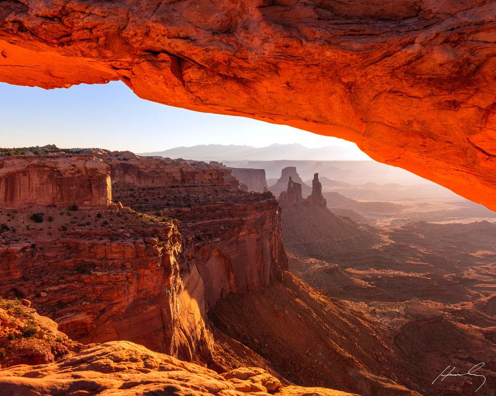 """""""Mesa Arch"""" Canyonlands N.P., Utah"""