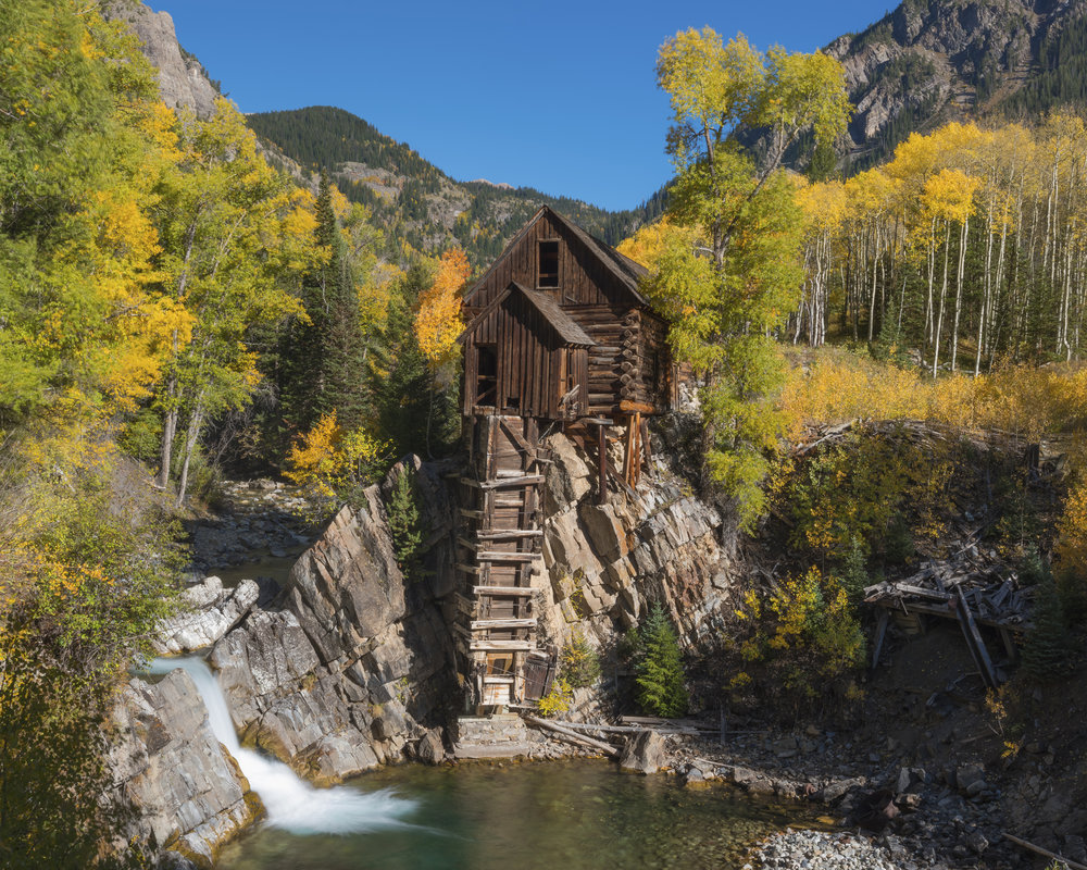 """Crystal Mill"" Crystal, CO"