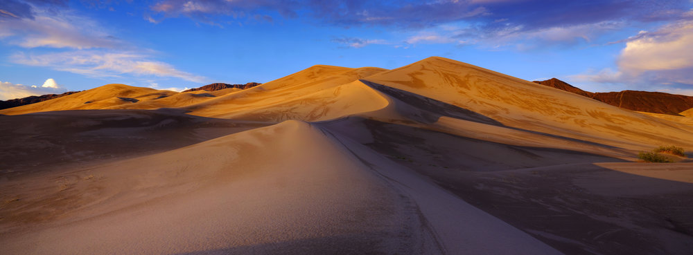 """Ibex Dunes"" Death Valley N.P., California"
