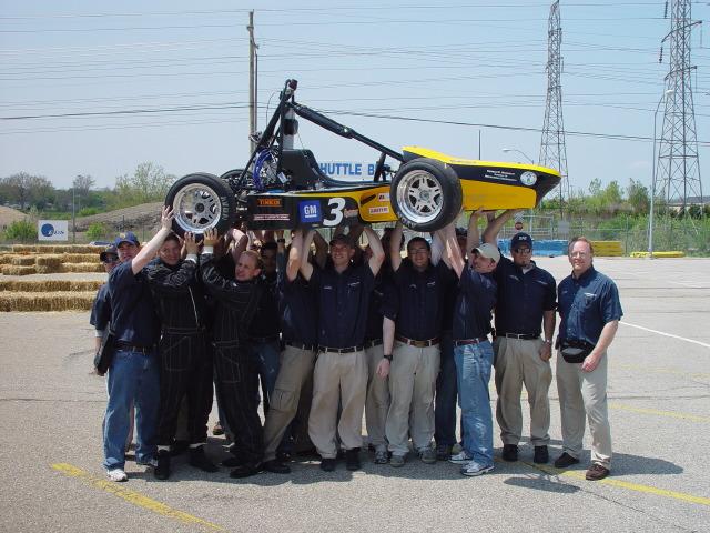 2003: Car 3