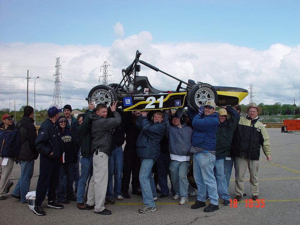 2002: Car 21