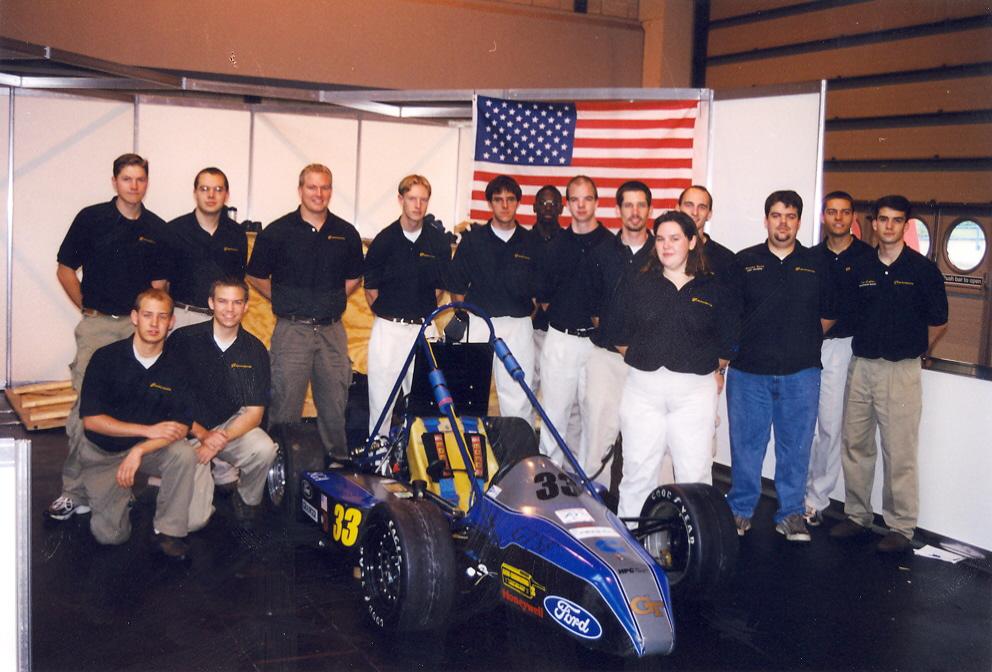 2000: Car 33